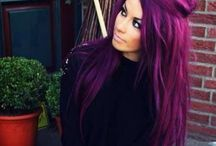 <3 Hair / Hair colours and cuts I luv