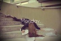Maudit lundi !!!