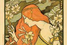 Art Nouveau, Modern Style, Jugendstil