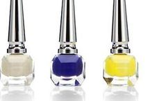 Paint your Nails! / High fashion brands and bright colors!
