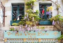 Green Paris / Paris... en vert