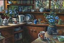 Margaret Olley / Australia artist