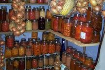 CANNING AND PRESERVING / by Mary Phillips Brazier