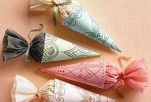 Oh Wrap! Gift Wrapping! / Gift wrapping, wrapping inspiration, packaging, tags, and cards. / by Hannah Grenade