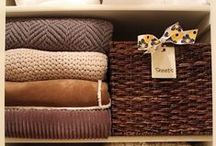 All About: Organizing / Organizing ideas and products for the home.