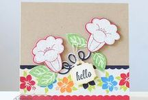 DIY :: Cardmaking Craftiness / Inspiration for handmade cards for all occasions. / by Vicki Arnold