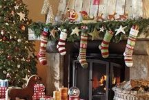Holiday: Christmas / Holiday inspiration, decorating ideas, recipes and food, and holiday party ideas.