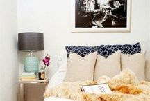 Apartment inspiration. / by Laura McKee