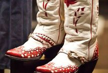 These Boots Are Made For Walking / by Wanda Parsons