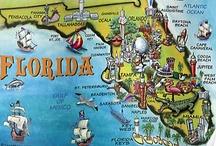 Sunshine State - Florida / by Wanda Parsons