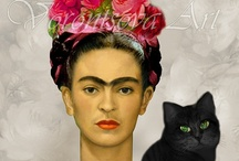 Icon ~ Frida Kahlo / by Di Hernandez