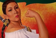 Latino Art~Latino Ideals / Brown pride / by Di Hernandez