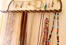 Jewelry Storage / by Jaci Gahlbeck