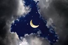 La Luna / The Moon / by Di Hernandez