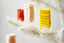 DIY :: Felt Inspiration / Crafting with felt. Handmade toys, decorations and usables. / by Vicki Arnold