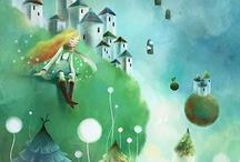 I imagine (ideas) / by Francoise Larouche