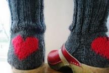 Don't wear boring socks/leggings / by Di Hernandez