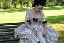 I love... historical clothing / by Francoise Larouche