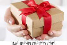 Gift Giving / Gift ideas, etiquette, etc. / by Chris Calderon