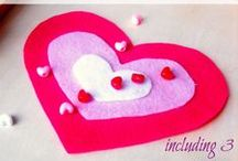 Holidays :: Valentine's Day / All things Valentine's Day. History, crafts, homeschool, recipes. Valentine's boxes. Clever valentine cards. / by Vicki Arnold