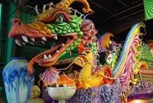 New Orleans - Mardi Gras / by Wanda Parsons