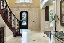 Entryway Lighting Ideas / Come home to a well-lit home for a safer, warmer welcome.  / by Lutron Electronics
