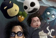 Wicked World of Tim Burton / Lets get crazy. Love the movies, enjoy watching them. This is a little catalogue of all those tim burton images.