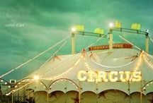 Circus, Sideshow and Carnival Folk / Ecliptic collection of images from the past and present.