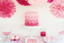 It's my party!  / A mix of fun party & wedding styling ideas