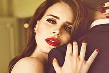Lana Del Rey! / ❤️ this badass bitch!  / by Di Hernandez