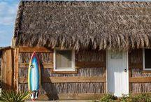 Surf Shacks and Beach Bungalows