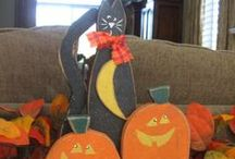 Crafty Girl  Fall/Halloween