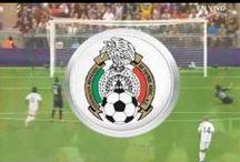 Goles en Selección Mexicana.