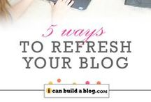 All About: Blogging / Blogging inspiration.  Blogging tips and helpful links.