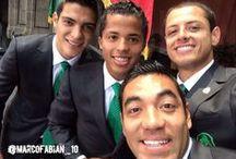 Abanderamiento 2014 / Abanderamiento por parte del Presidente Enrique Peña Nieto a la Selección Mexicana de Futbol.