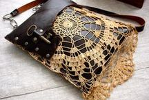 Crochet Circles: Doilies, Mandalas & Coasters / Crochet Doilies, Mandalas and Coasters Patterns / by Maria Luisa Pizuorno