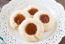 Food: Christmas Cookies / The best Christmas cookie recipes all in one place!