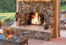 Rooms with Fireplaces / Stay cozy and connected with tips and ideas for your rooms with fireplaces / by Lutron Electronics