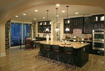 Kitchen/Pantry Designs & Decor / Kitchen/Pantry Designs & Decor / by Chris Calderon