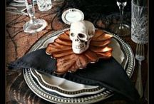 Halloween Tablescapes / by Wanda Parsons