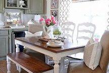 Decor:  Kitchen & Dining / Kitchen design and decor ideas.
