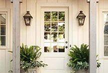 Decor:  Patio & Front Porch / Outdoor living decor