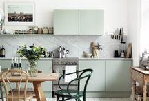 A chef's heaven / Dreamy kitchens