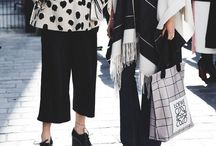 fashion around the streets