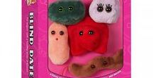Gag Gifts / Whether you're looking for doctor gag gifts, student gag gifts, or funny novelty gifts for birthdays, there's a GIANTmicrobes are plush stuffed animals that look like tiny microbes-only a million times actual size! Gag & geek gifts, science & biology toys for students, teachers, scientists, nurses and doctors-each coming with an image and information about the real microbe it represents. They make great educational learning tools as well as amusing gifts for anyone with a sense of humor.