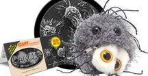 Cancer - Malignant Neoplasm / Cancer is a frightening prospect but the newest drugs and medical advances help to cure more people than ever. GIANTmicrobes are plush stuffed animals that look like tiny microbes-only a million times actual size! Gag & geek gifts, science & biology toys for students, teachers, scientists, nurses and doctors-each coming with an image and information about the real microbe it represents. They make great educational learning tools as well as amusing gifts for anyone with a sense of humor.