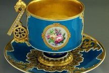 Teacups / by JK Lucien-Scholle