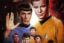 Star Trek / I'll keep it simple. Gene Roddenberry invented the future I want to live in. / by Michael Cahill