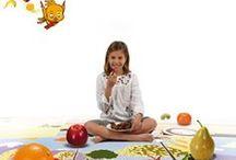 Comer sano / aprender a comer sano y hacer ejercicio