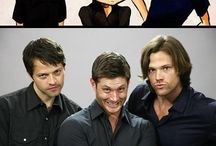 Supernatural / by Katee Todd